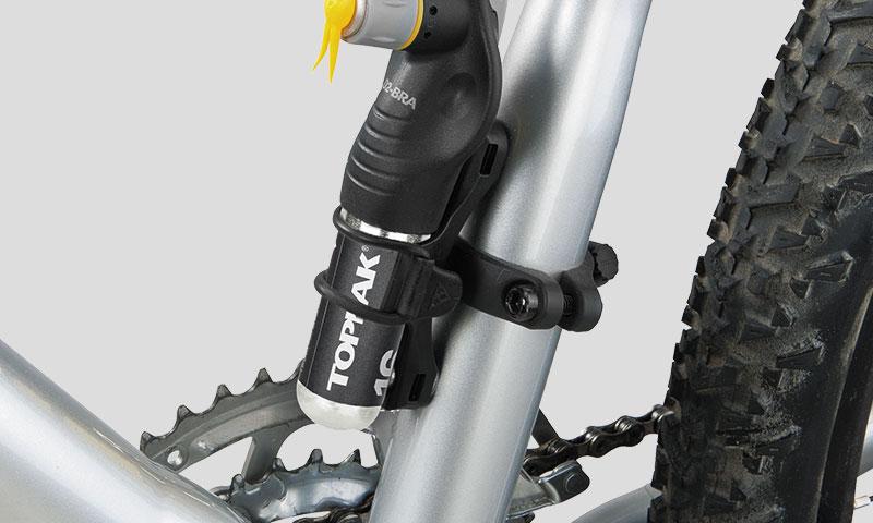 Topeak CO2-Bra Inflator CO2 Cartridge Cycle Bike Tyre Inflator Pump