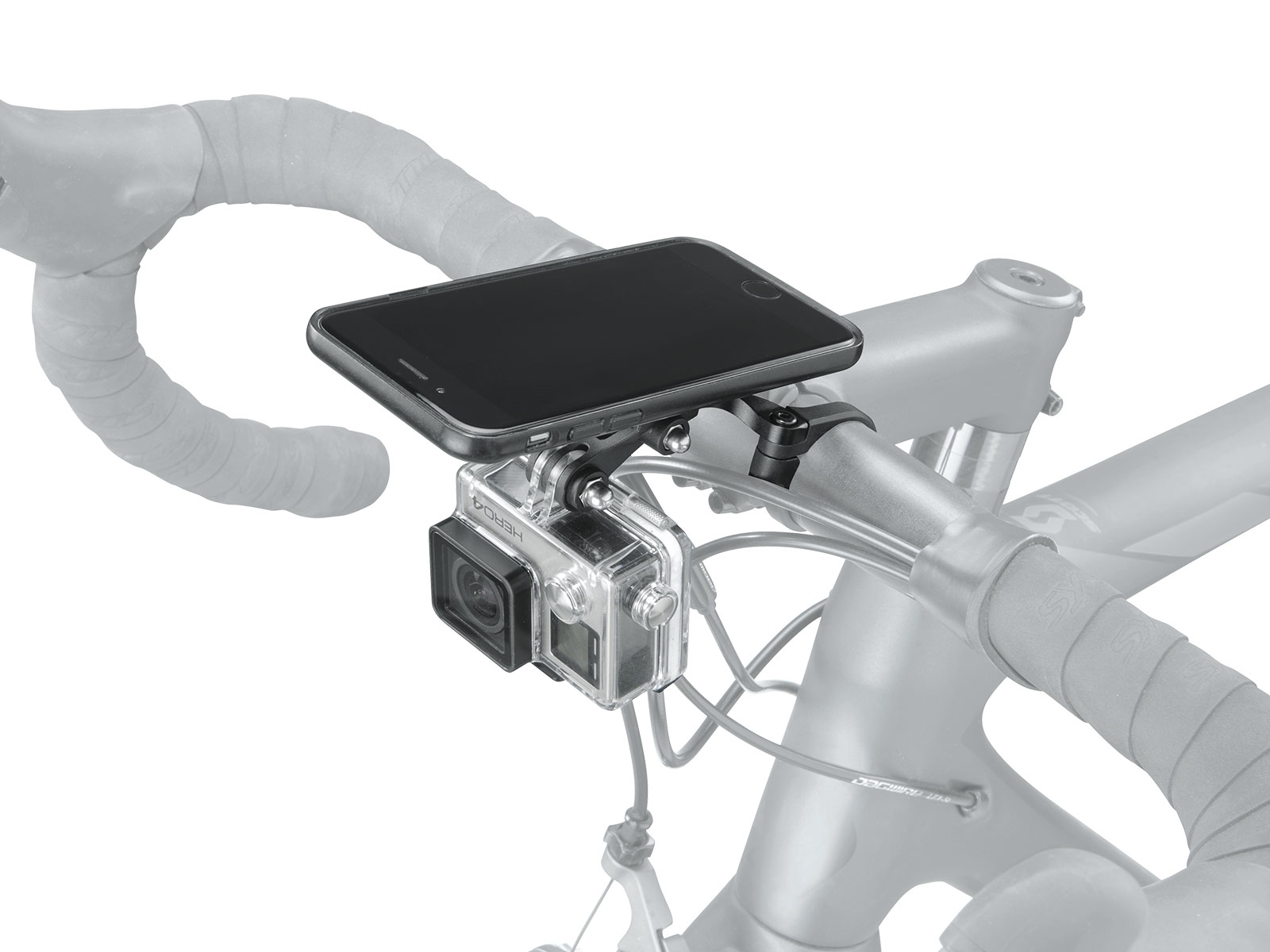 RIDECASE® CENTER MOUNT