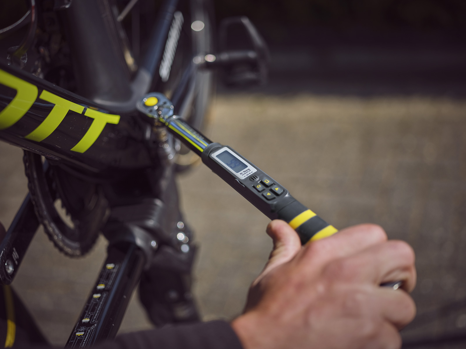 D-TORQ WRENCH DX
