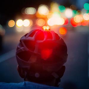 Topeak Headlux Dual USB Rechargable Front-Rear Cycle Light for Helmet 140 Lumen