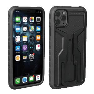 Topeak RideCase iPhone 6//6Swith handlebar mounting kit TT9845B Blk