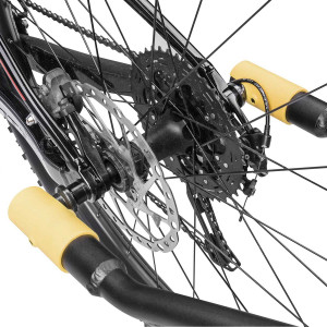 Topeak Clutch Journey Trailer Bike Wheel Trailer Bracket Mounting Car